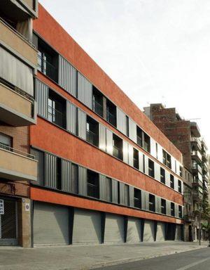 Proyecto obra edificio de viviendas. Ingenieros Badalona